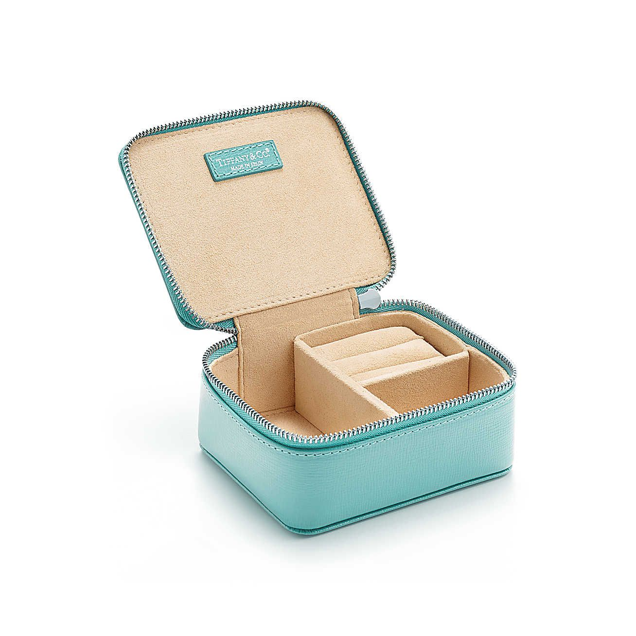 33++ Tiffany and co travel jewelry case viral