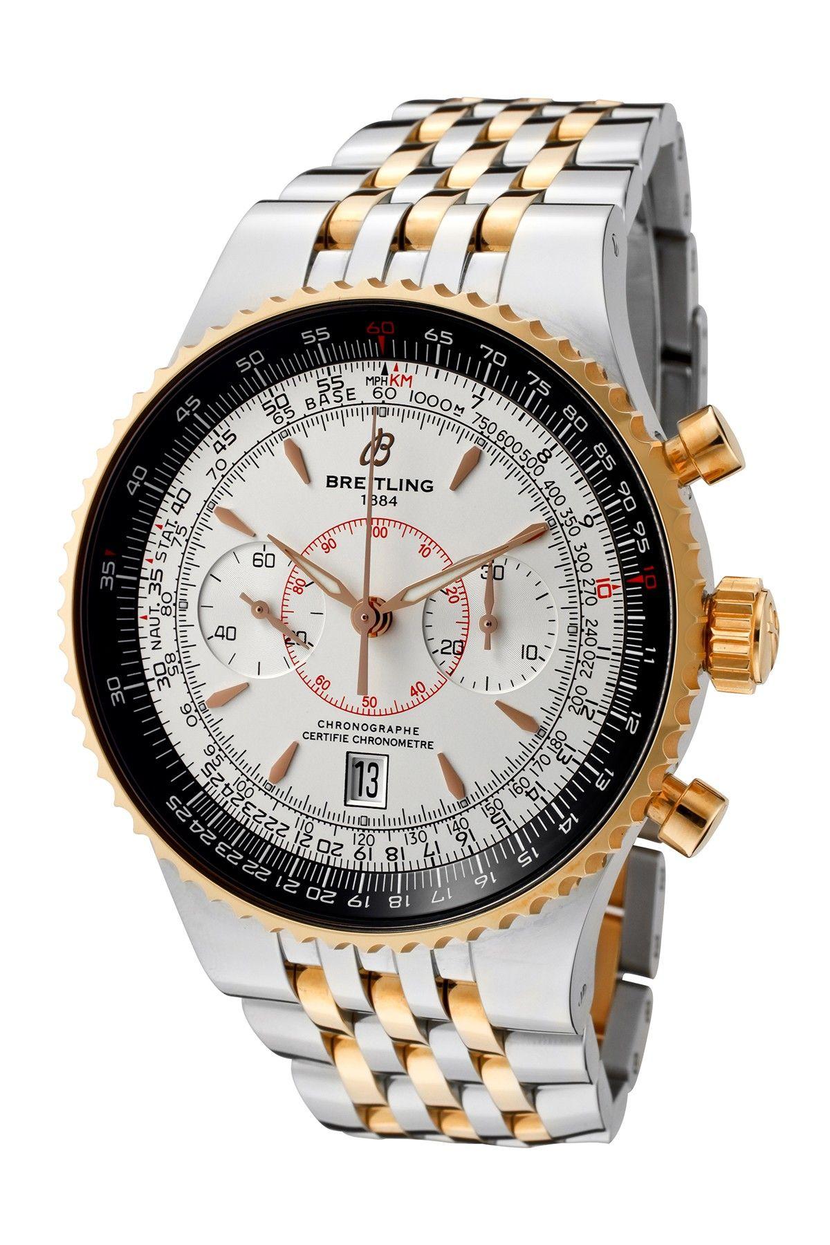 c96e3671f4f Breitling Men s Navitimer Montbrillant Legende Chronograph Watch   Chronograph watch  Sapphire
