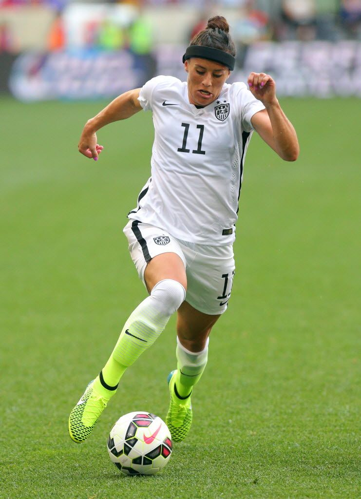 Ali Krieger. (Brad Penner/USA Today Sports)