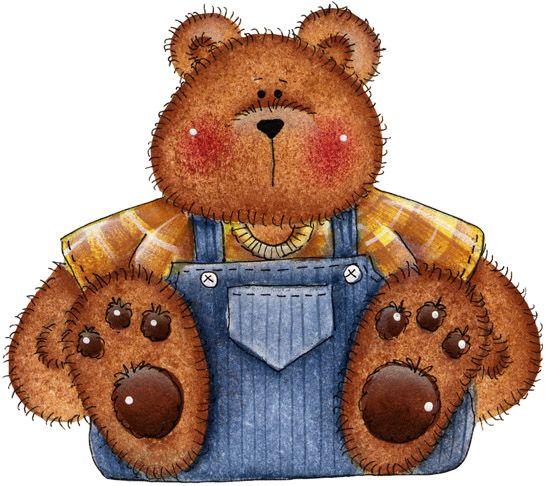 Figuras urso loide figuras picasa web albums - Papel decoupage infantil ...