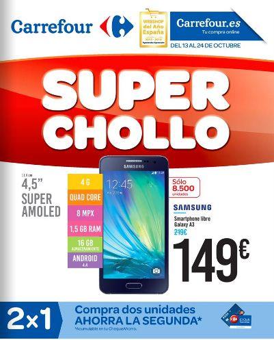 Folleto De Ofertas Carrefour 2x1 Super Chollo Del 13 Al 21 De