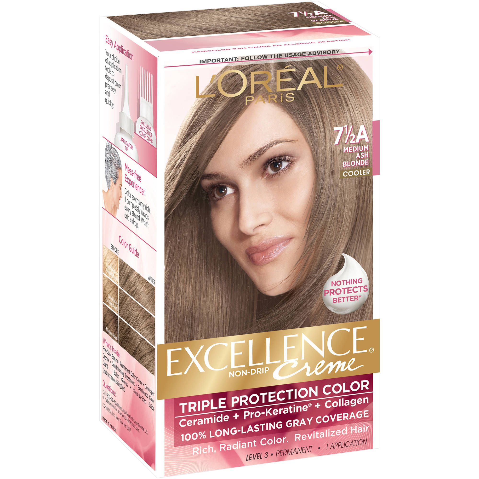L Oreal Paris Excellence Creme Paris Oreal Creme With Images