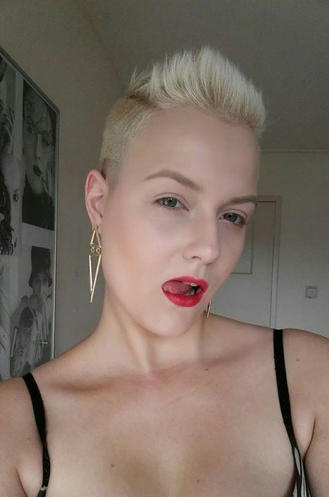 Lesbian Hair Fetish