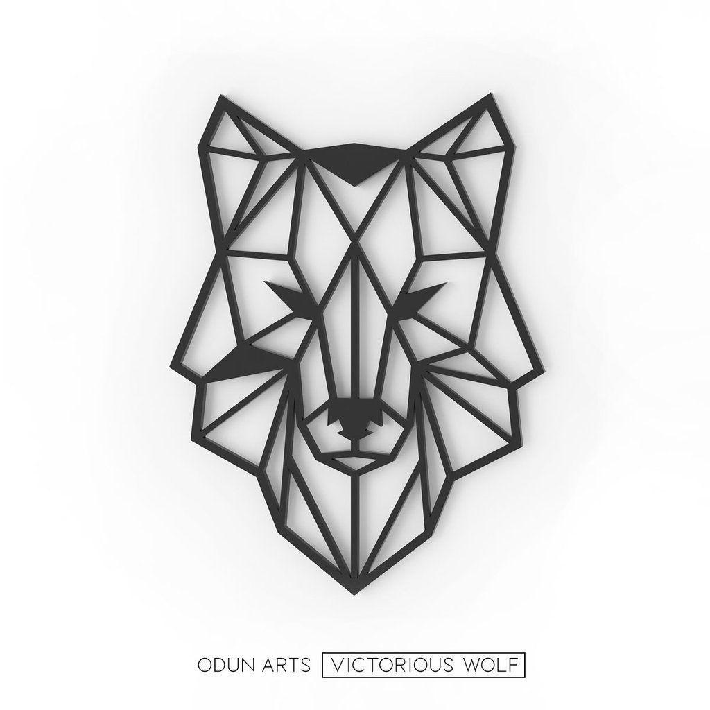 19++ Astonishing Geometric animal tattoos meaning ideas