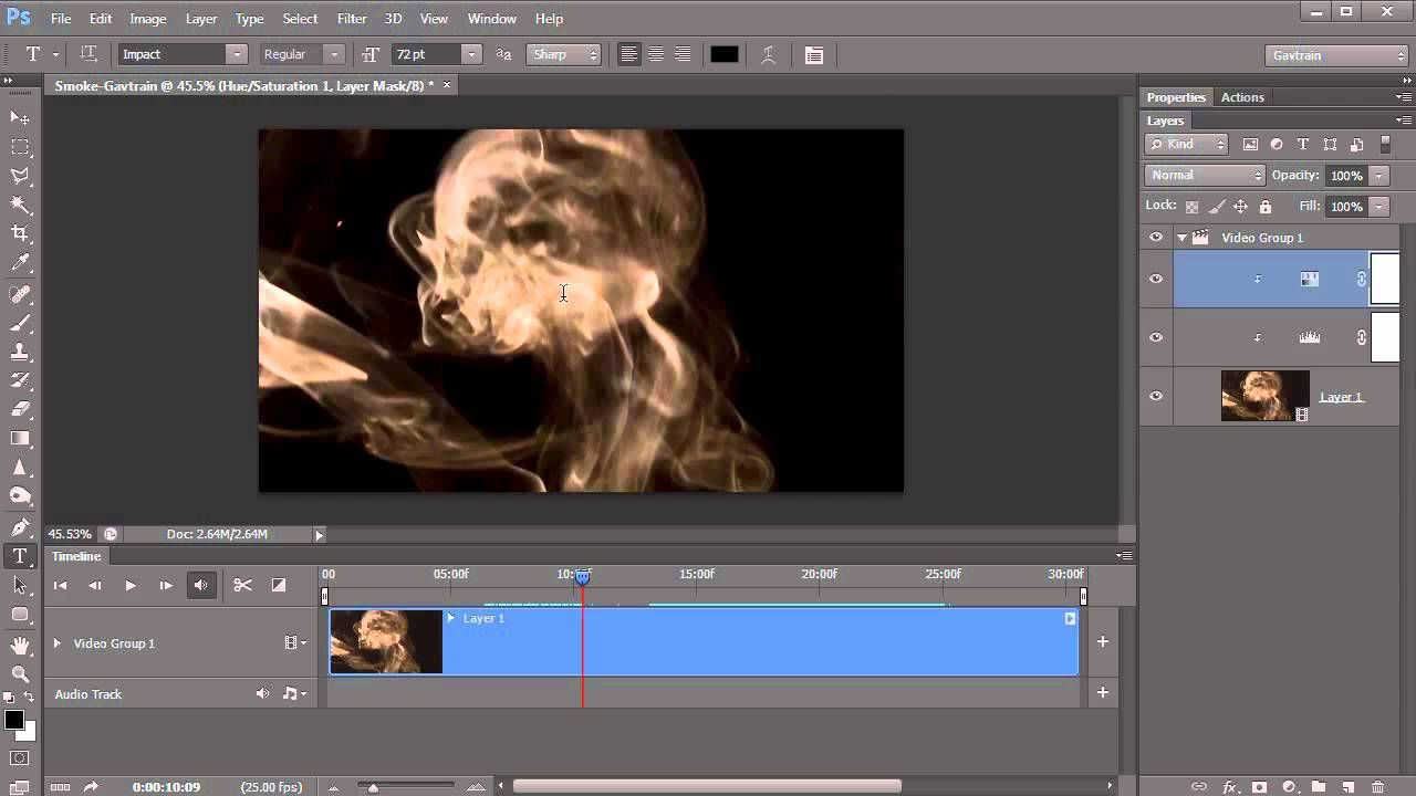 Animated smoke effect in photoshop cs6 video editing in photoshop animated smoke effect in photoshop cs6 baditri Choice Image