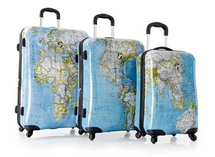 Map suitcases need perfect for me and all my travels style map suitcases need perfect for me and all my travels gumiabroncs Image collections