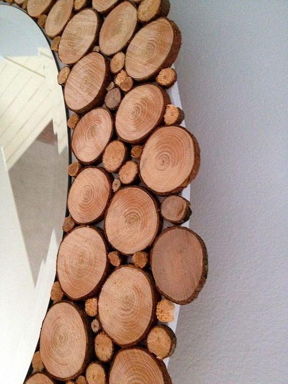Spiegelrahmen Aus Holz Ideen Selber Machen