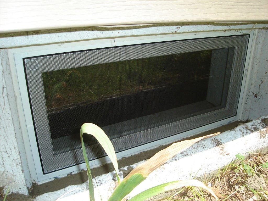 Green Basement Storm Windows Storm Windows Lowes Windows Window Installation