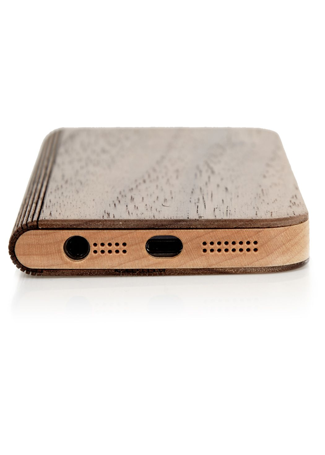 Book iPhone 5 Wood Cover - Cover - Miniot