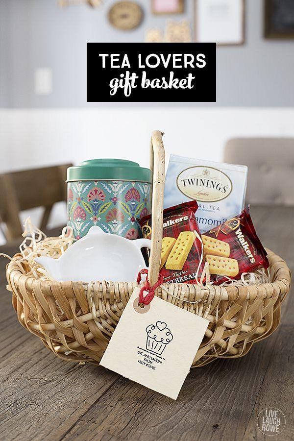 DIY Gift Basket Ideas | Das schenk ich dir... | Pinterest ...
