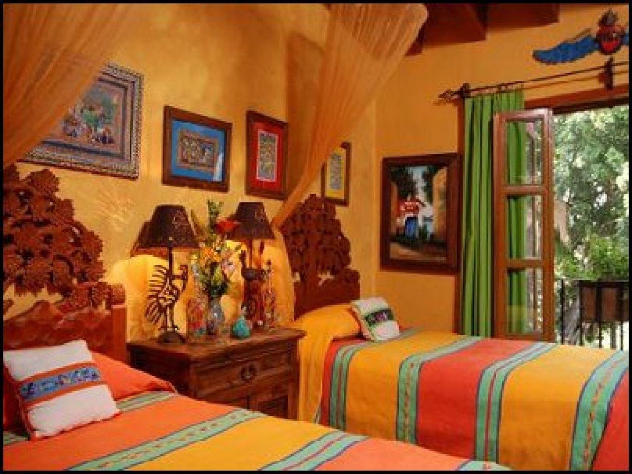 Mexican Interior Paint Colors Mexican Color Palette