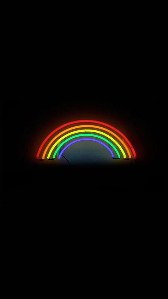 Pinterest Pelin Caliskan Rainbow Wallpaper Iphone Rainbow Wallpaper Rainbow Aesthetic