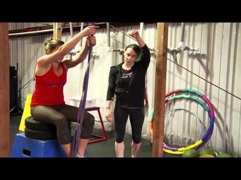 CrossFit - The Rope Climb with Laurie Galassi | Fantastic tips!
