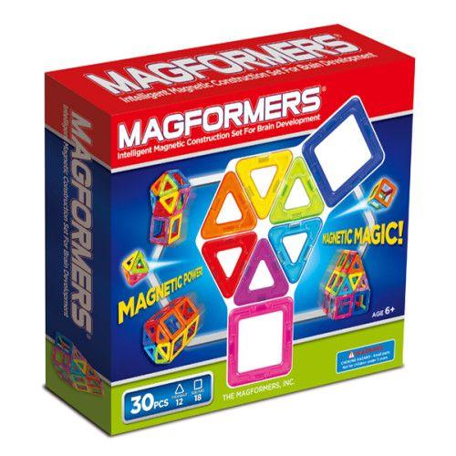 Magformers Rainbow 30 Piece Set   Kids Cool Toys UK