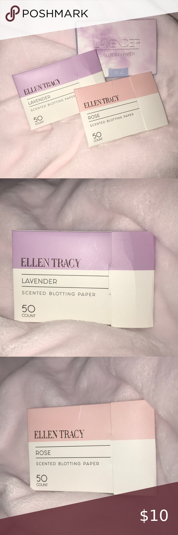 Beauty Concepts Ellen Tracy Blotting Paper Set In 2020 Ellen Tracy Makeup Blotting Paper Tracy Rose