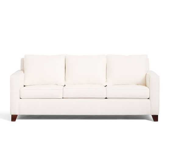 Cameron Square Arm Upholstered Sofa | Pottery Barn