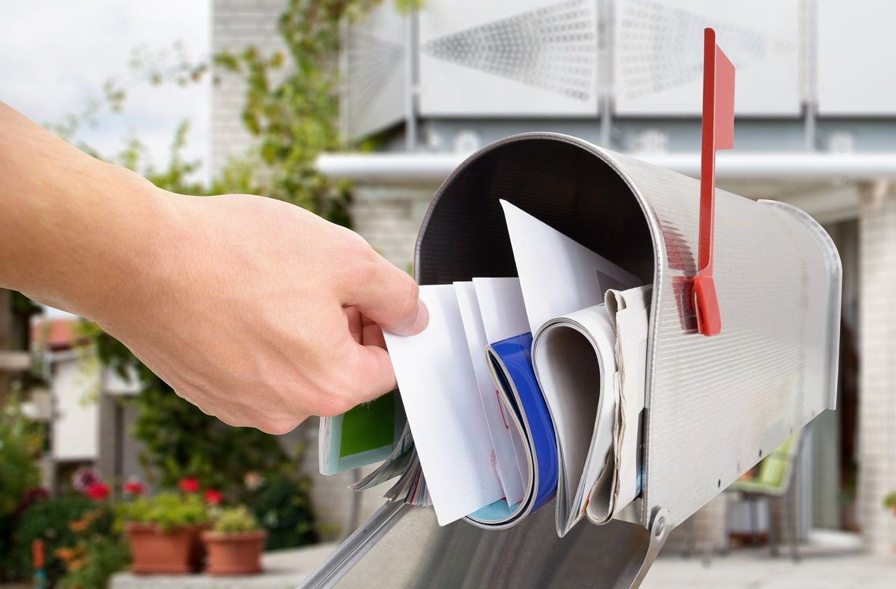 A new mail tracking service provided by the United States