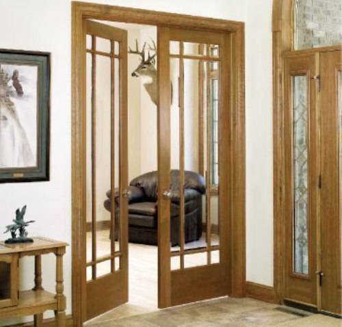 Nice Craftsman Style French Doors | The Interior Design Inspiration Board
