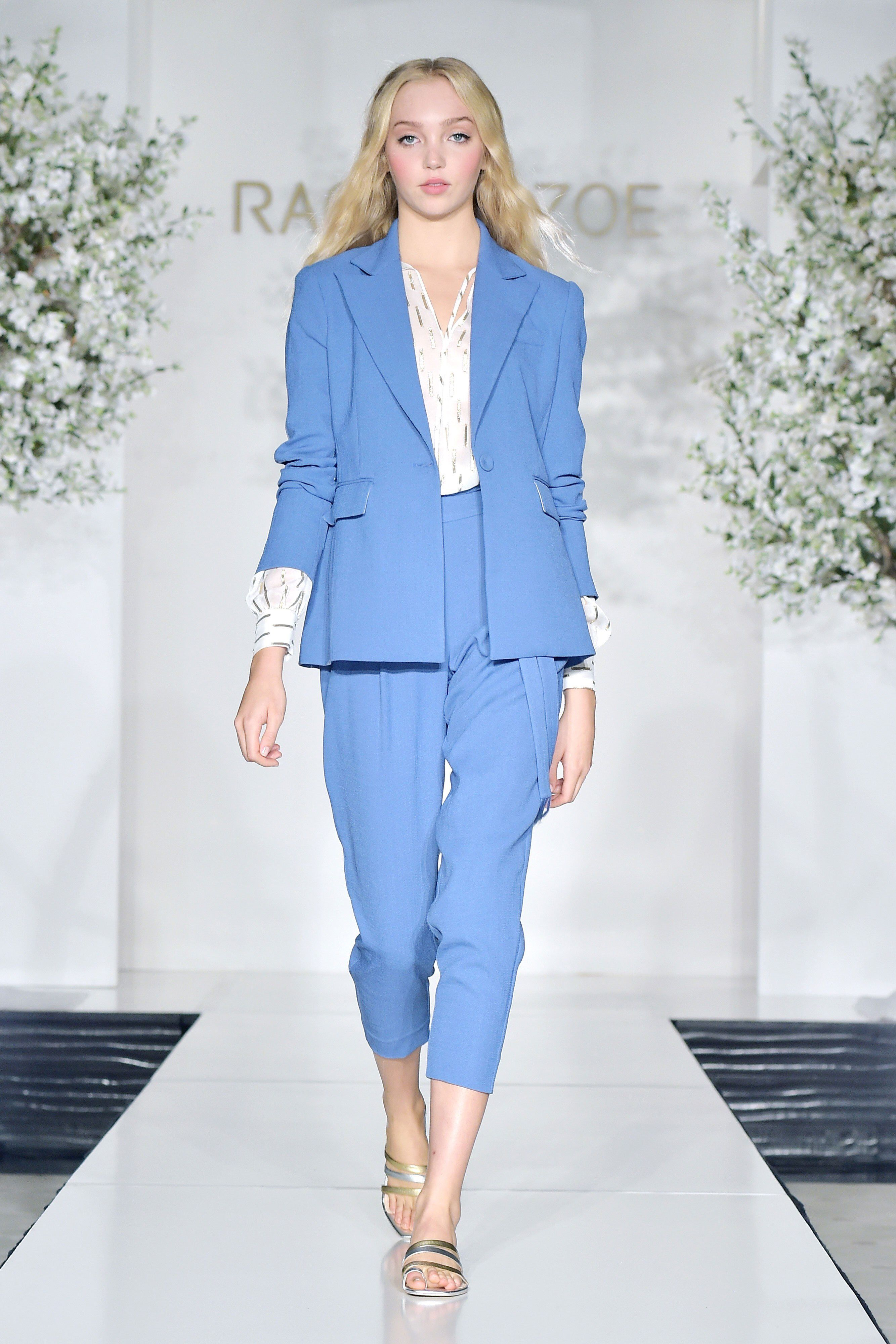 48a3e6d094cd Rachel Zoe Spring 2019 Ready-to-Wear Fashion Show Collection  See the  complete Rachel Zoe Spring 2019 Ready-to-Wear collection. Look 15