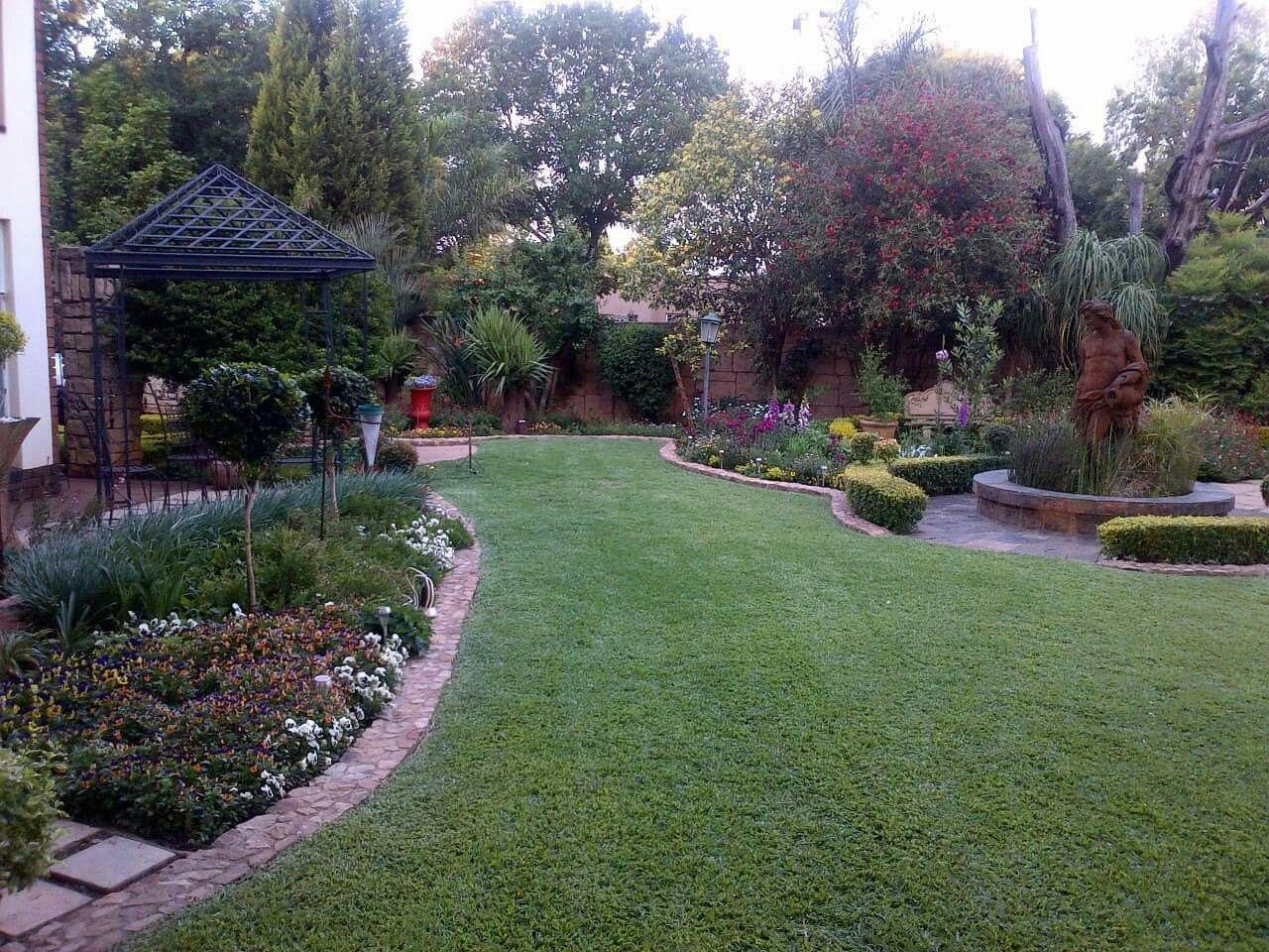 Garden By Designer Gardens Landscaping Www Designergardenlandscaping Co Za Garden Design Garden Landscaping Landscape