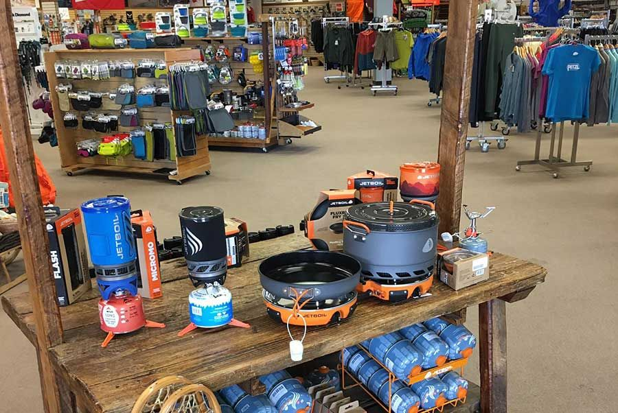 First Rate Boulder Sports Stores and outdoor equipment