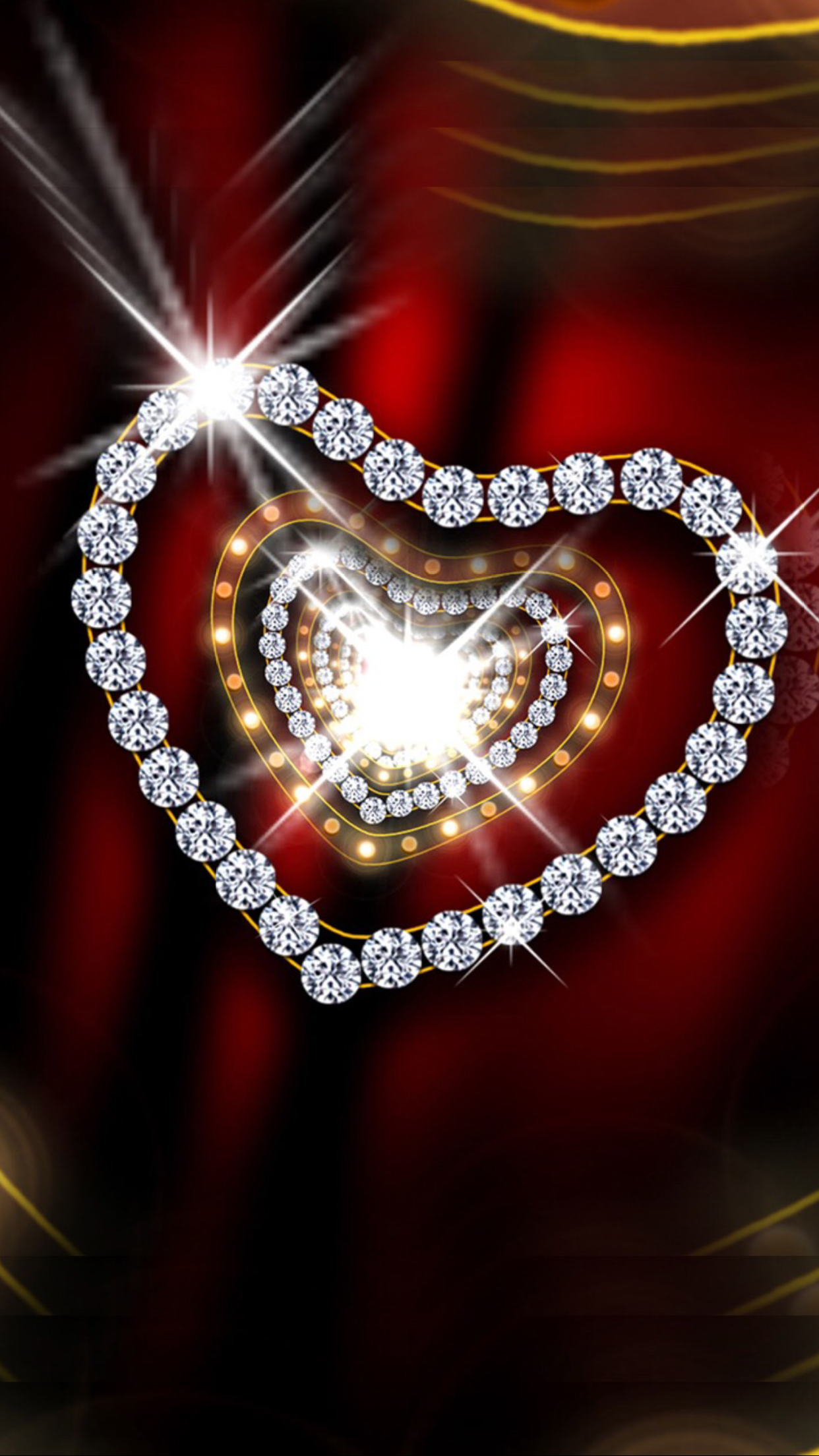Pin by Rhonda Johnson on Heart of Hearts ♡♡♡ 2 ♡♡♡ Bling