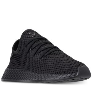6966884e9b41f adidas Men s Deerupt Runner Casual Sneakers from Finish Line - Black 10.5. ADIDAS  ORIGINALS ...