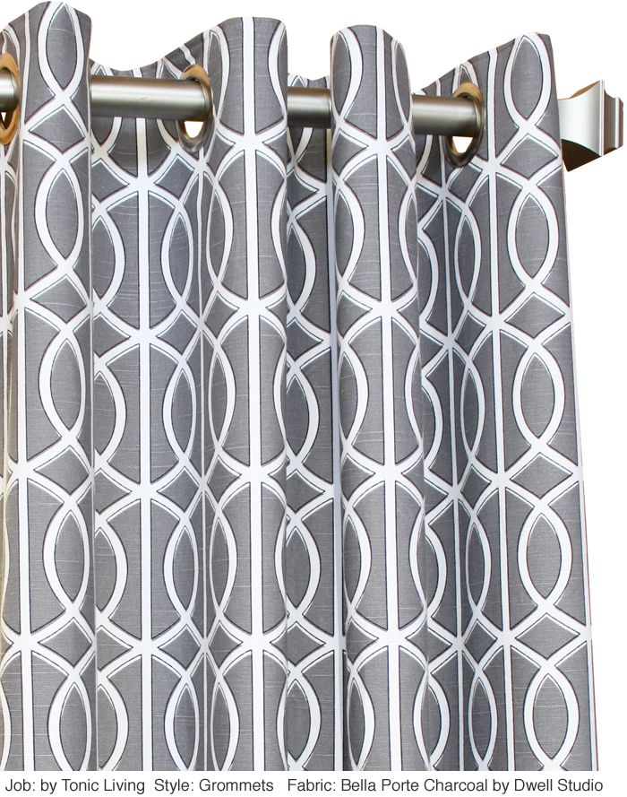 yellowometric fascinating curtains grey ideas popular design styles of pic geometric drapes picture marvelous interior and bedroom for sxs curtain striking