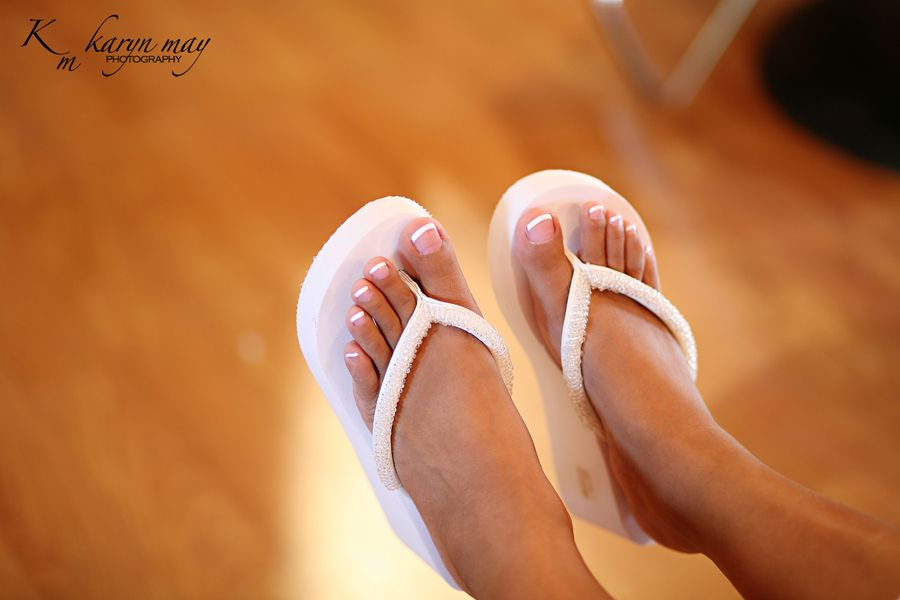 Pin By Rena Turner On My Kinda Style French Pedicure French Tip Pedicure Toe Nails
