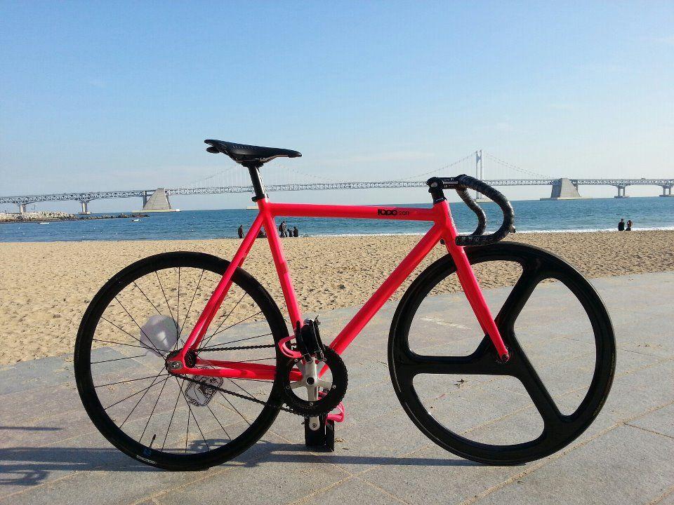 Korea Fixed Gear Bike Singlespeeder