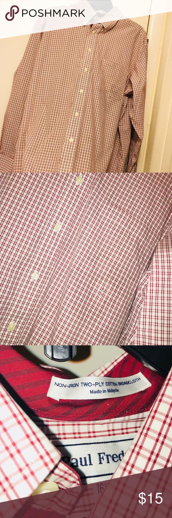 3 Bundle Deal Only! Nice Dress Shirt Sz16.533 (With