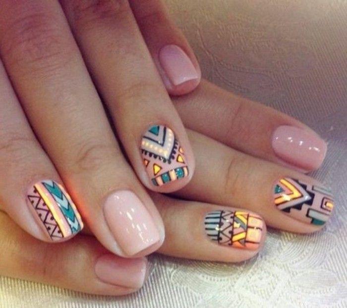 ▷ 1001+ ideas de uñas decoradas para la temporada 2017 | Manicure