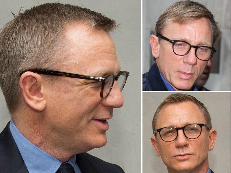 948b9eca5f Daniel Craig wearing Lunor A6 246 hvd. 02 eyeglasses