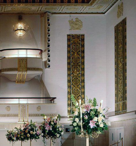 Art Déco - Hôtel Waldorf Astoria - New York - La Salle de Bal