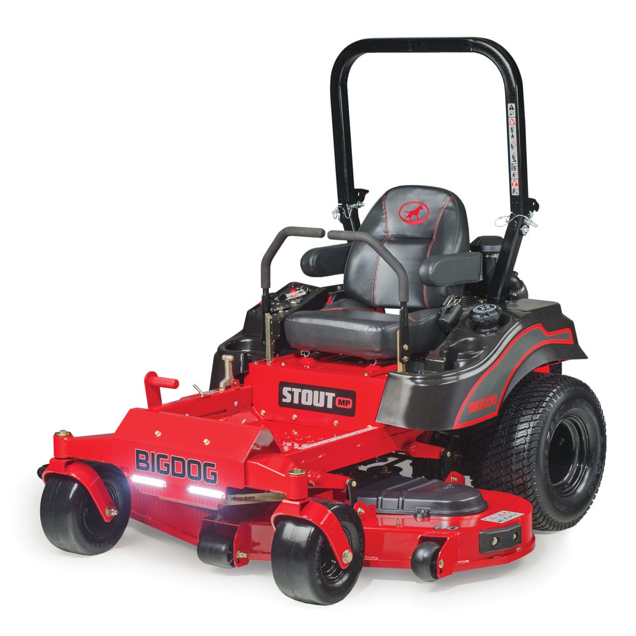 New, 2020, BigDog Mower Co, Stout 54