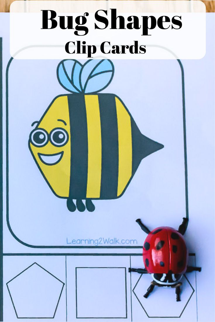 Quick,Fun and Easy Bug Shape Activity | Aktivitäten und Mathe ...