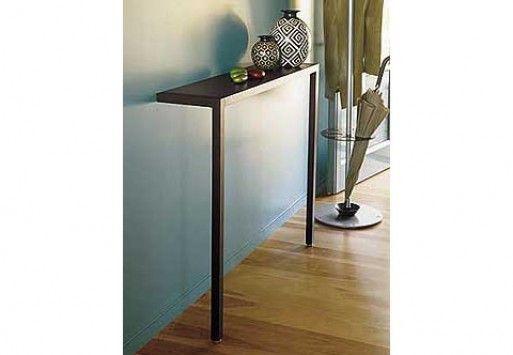 2 legged entryway table narrow homie Pinterest Entryway