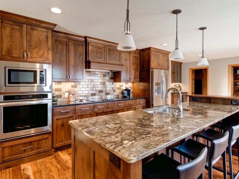 23 Transitional Kitchen Designs To Mix The Old And The New Unique Transitional Kitchen Design Design Decoration