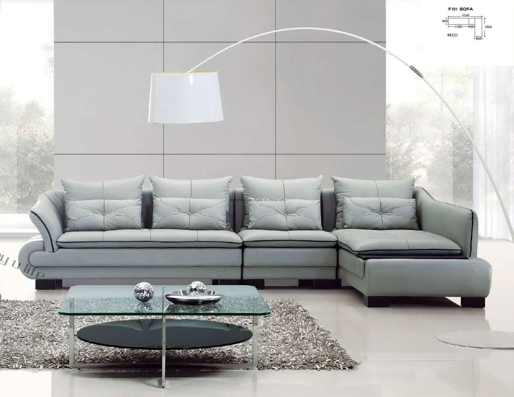 foxy delightable furniture modern leather sofa sets mixed with
