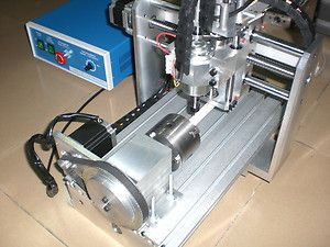 Details about 300W CNC 3020 Router Engraver 4 AXIS Engraving