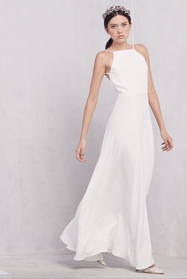 Reformation Noelle Bridesmaid Dress - eco friendly  ♥ Vegan ...