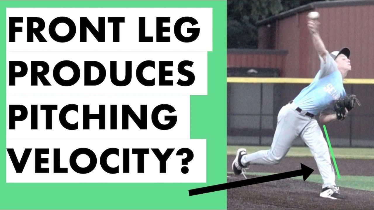 Pitch Velocity For Baseball Players Pitching Mechanics Baseball Baseball Tips