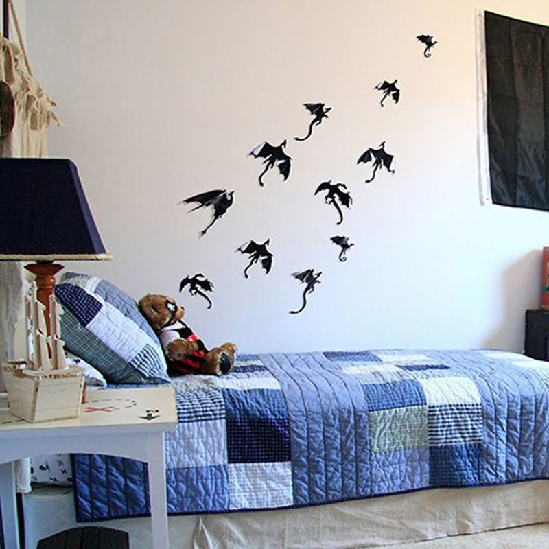 Game Of Thrones 3D Dragon Wall Sticker //Price: $10.00 U0026 FREE Shipping /