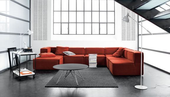 carmo sofa a modular seating system by boconcept. Black Bedroom Furniture Sets. Home Design Ideas