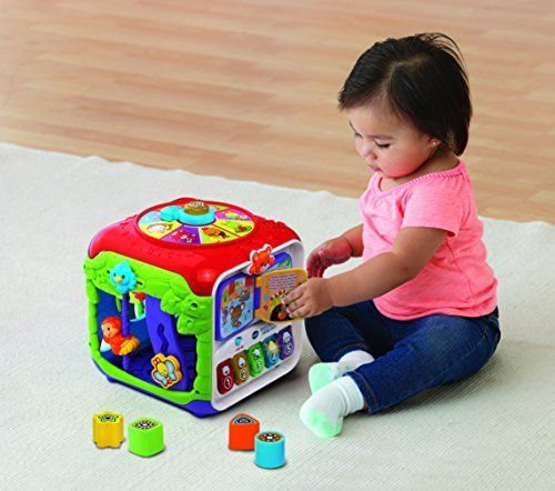 Vtech Activity Cube Vtech Activity Cube Activity Cube Kids Learning Toys