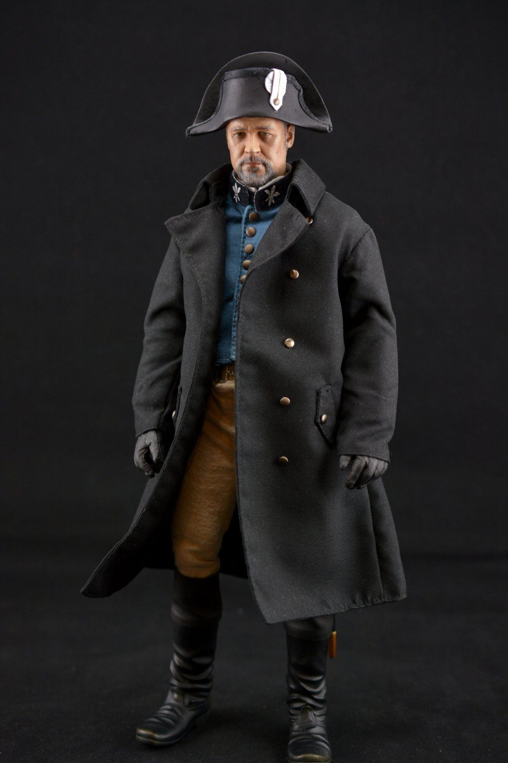 Les Miserables - Javert Custom 1/6th Figure by stanley ...