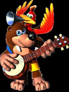 Rare Replay Banjo Kazooie 18 Years Later And Still As Charming As Ever Banjo Kazooie Banjo Super Smash Bros Game