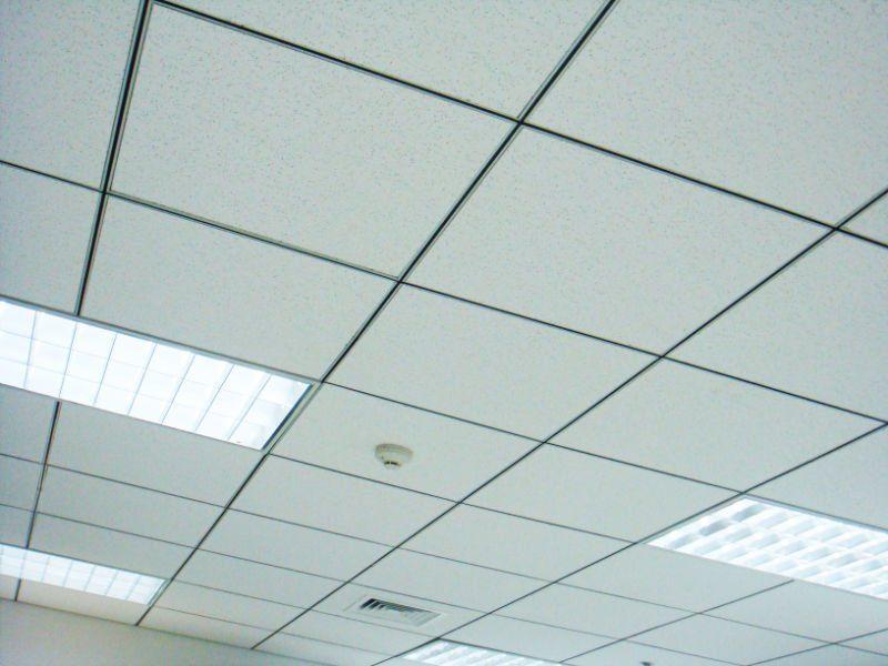 Tegular Edge Mineral Wool Ceiling 600600mm Tegular Edge Micro Look