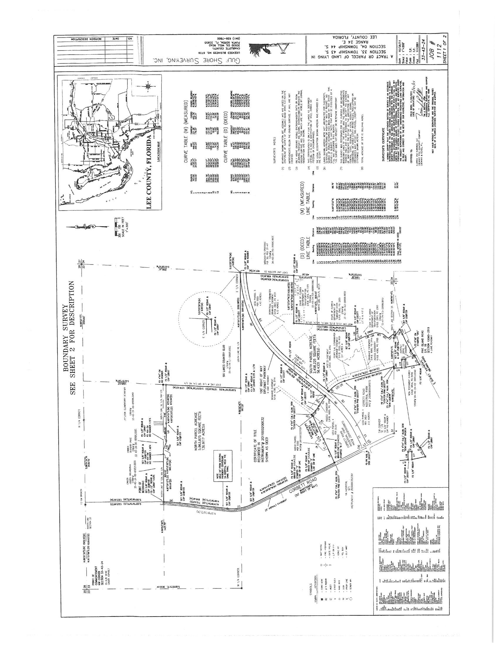 Survey Of Lot With Images
