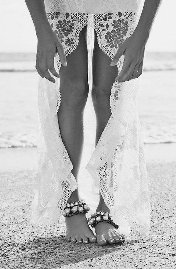 Beach + Lace